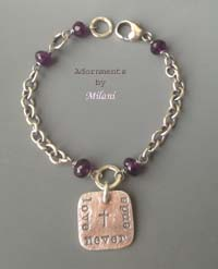 Loss of Husband Son Daughter Memorial Jewelry Remembrace Love Never Ends